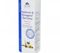 Увлажняющий крем для глаз от Derma E