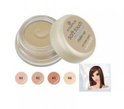 Крем-пудра Soft touch mousse make-up (оттенок № 04) от Essence