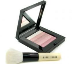 Компактная пудра Pink Shimmer Brick Compact от Bobbi Brown