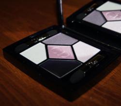 Тени для век Dior 5 Couleurs Designer оттенок 808 Pink Design из осенней коллекции 2010 от Dior