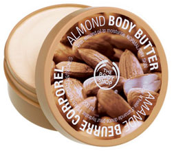 Крем-масло для тела Миндаль от The Body Shop
