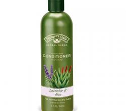 """Бальзам-кондиционер для волос питательный """"Лаванда и алоэ"""" из линии Organics от Nature's Gate"""