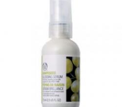Сыворотка для волос Grapeseed Glossing Serum от The Body Shop