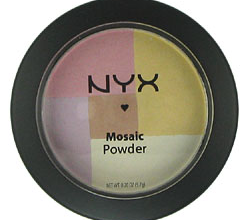Пудра Mosaic Powder (оттенок Highlighter) от NYX