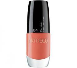 Лак для ногтей Ceramic Nail Lacquer (оттенок № 4 Soft coral) от Artdeco
