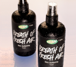 Тоник для лица Живая вода Breath Of Fresh Air Toner от Lush