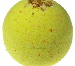 """Бурлящий шар для ванны """"Жасминовый флирт"""" от Мыловаров"""