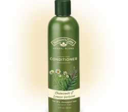 Кондиционер для волос из серии Organics «Chamomile and Lemon Verbena Moisturizing Conditioner» от Nature's Gate