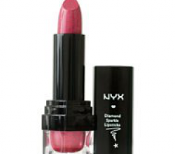 Помада для губ Diamond Sparkle Lipstick (оттенок Sparkling Dusty Rose) от NYX