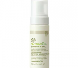 Пенка для умывания Nutriganics Foaming Face Wash от The Body Shop