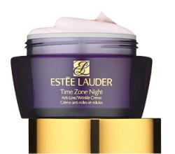 Ночной крем, разглаживающий морщины Time Zone Night от Estee Lauder