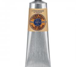 Крем для ног с маслом карите от L'Occitane