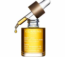 """Нормализующее масло для комбинированной и жирной кожи лица """"Лотос"""" от Clarins"""