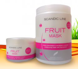 Маска для волос Fruit Mask от Profis