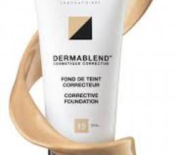 Корректирующий тональный крем DERMABLEND Corrective Foundation (оттенок № 25 Nude) от Vichy