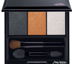 Тени для век Luminizing Satin Eye Color Trio оттенок Fire (OR302) от Shiseido