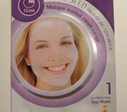 Антивозрастная SPA маска для лица с экстрактом виноградных косточек от L'action cosmetique