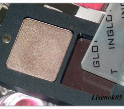 "Тени для век системы ""freedom"" (квадратная форма) ""eye shadow pearl"" (оттенок № 422 Pearl) от Inglot"