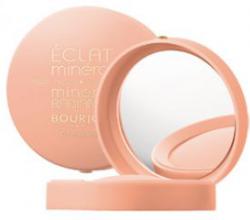 Компактная пудра с зеркальцем Mineral Radiance - Effet Mineral от Bourjois
