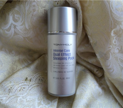 Ночная маска для лица Intense Repair Dual Effect Sleeping Pack от TONY MOLY