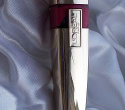 Атласный флюид для губ Shine Caresse (оттенок № 601 Roxy) от L'Oreal