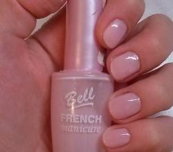 Лак для ногтей French Manicure (оттенок № 04) от Bell