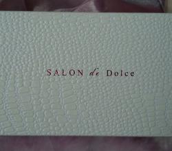 Кисти для макияжа от Salon de Dolce