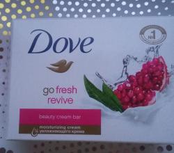Крем-мыло Go fresh Аромат граната и лимонной вербены от Dove
