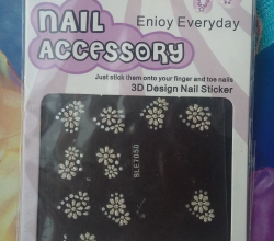 Стикеры для ногтей J&Z 3D nail sticker от Nail acessory