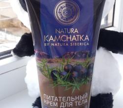 """Питательный крем для тела """"Энергия леса"""" от Natura Kamchatka by Natura Siberica"""