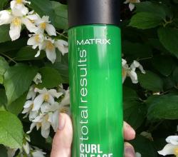 Шампунь Total results для вьющихся и кудрявых волос от Matrix