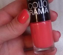 Лак для ногтей Colorama (оттенок № 91) от Maybelline