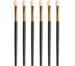Аппликаторы для теней с длинной ручкой от Limoni
