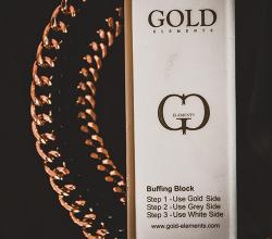 Бафф для полировки ногтей от Gold Elements