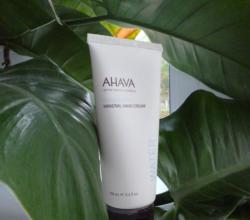 Минеральный крем для рук от Ahava