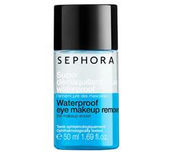 Средство для снятия водостойкого макияжа глаз от Sephora