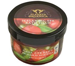 "Пена для ванн ""Исландское Спа Антистресс"" от Planeta Organica"