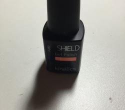Гель-лак для ногтей Sheild Gel Polish (оттенок № 283 Нежный персик) от Kinetics