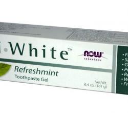 Гель-паста для зубов XyliWhite от Now foods