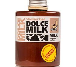 """Гель для душа """"Молоко и кофейный брауни со сливочным кремом"""" от Dolce Milk"""