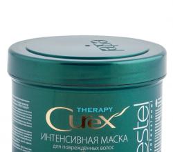 Интенсивная маска для поврежденных волос Curex Therapy от Estel
