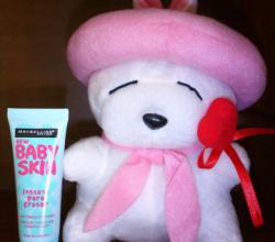 Корректирующая основа под макияж Baby Skin Pore Eraser от Maybelline