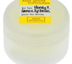 """Бальзам для губ """"Мед и лимон"""" от FEEL GOOD FORMULAS BY ARRAN AROMATICS"""