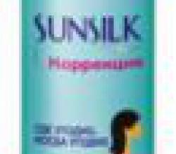 Аква-спрей от Sunsilk