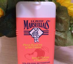 """Гель для душа экстрамягкий """"Белый персик и Нектарин"""" от Le Petit Marseillais"""
