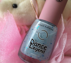 Лак для ногтей Fruity Milk (оттенок № 947 Blue Hawaii) от Dance Legend