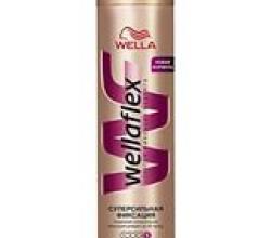 Лак для волос Wellaflex суперсильная фиксация от Wella