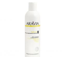 Масло для дренажного массажа Natural ARAVIA Organic от Aravia Professional