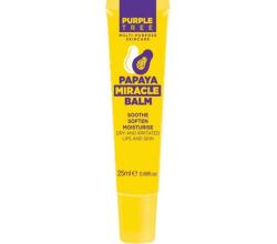 """Бальзам для губ и кожи Miracle """"Папайя"""" от Purple Tree"""
