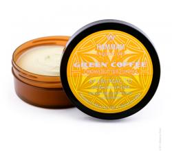 Тунисское крем-масло для тела Green Coffee интенсивный уход серии Hammam organic oils от Natura Vita